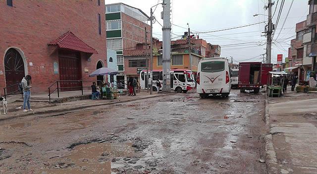Alarmante ola de robos en Ciudad Latina Soacha