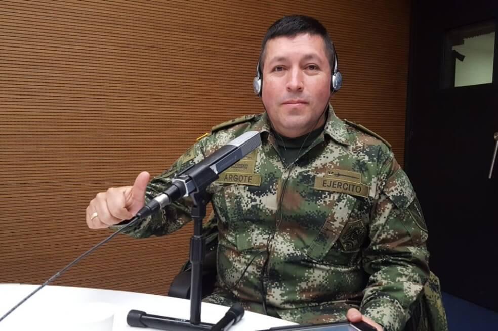 Coronel que iba con alias «Gárgola» fue retirado del Ejército