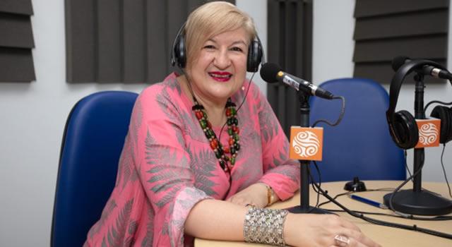 La cultura aplaude regreso de Diana Uribe a la radio colombiana