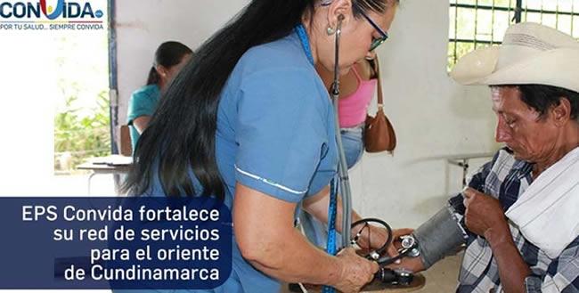 Convida fortalece   servicios para el oriente de Cundinamarca