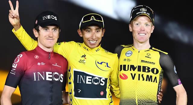 ¿Quiénes ganaron en este Tour de Francia?