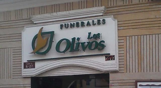 Funerales Los Olivos, ahora en Soacha