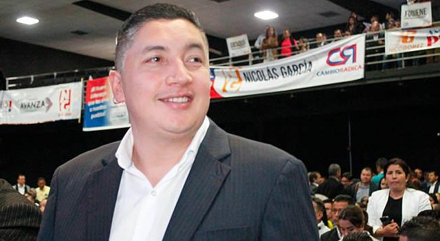Giovanni Ramírez Moya, un soachuno raizal que quiere gobernar a Soacha