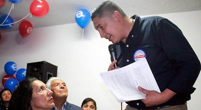 Giovanni Ramírez sorprendió a Soacha al recibir aval de Cambio Radical