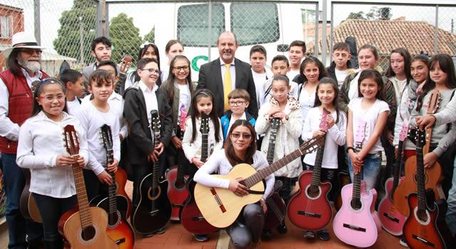 Colombia se prepara para una nueva versión de 'Celebra la música'