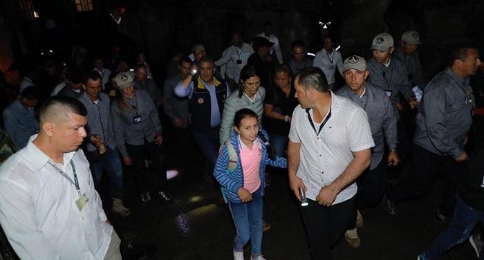 Cundinamarca se prepara para  el Simulacro Nacional de Respuesta a Emergencias