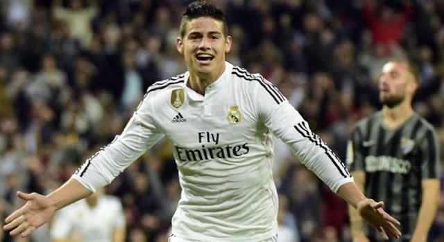 La inesperada puerta que se le abrió a James para quedarse en Real Madrid