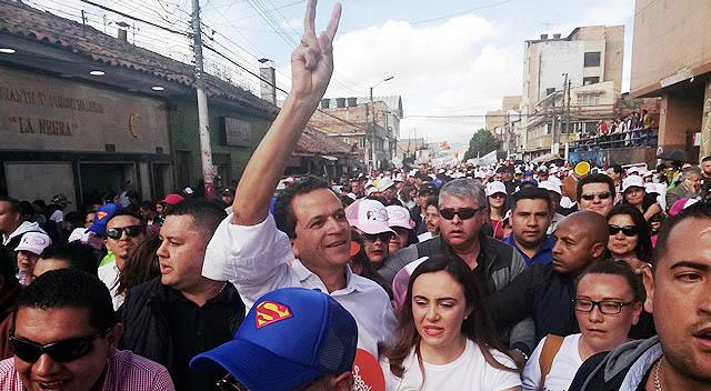Saldarriaga es candidato oficial a la Alcaldía de Soacha
