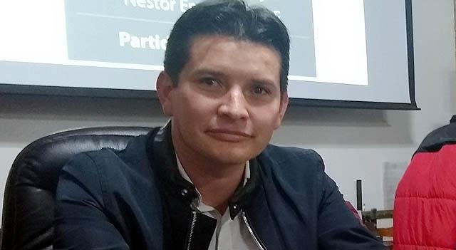 Néstor Rozo es nuevamente concejal de Soacha