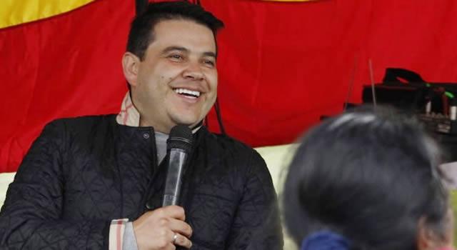 Nicolás García continúa su gira por Cundinamarca