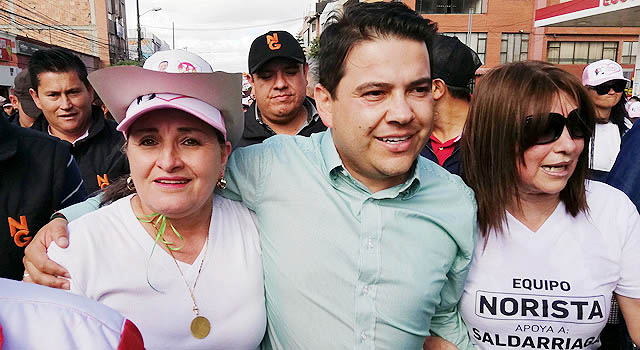 Nicolás García, el candidato a la Gobernación que quiere trabajar por Soacha