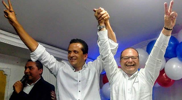 Dos campañas políticas se unen a Juan Carlos Saldarriaga para la Alcaldía de Soacha