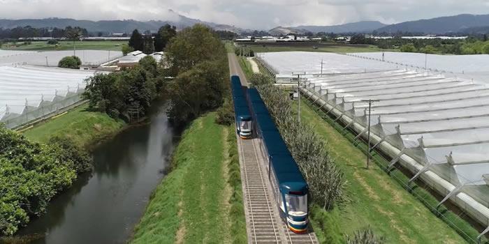 Empresa china construirá Regiotram de occidente, el primer tren de cercanías del país