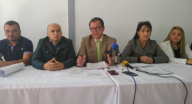 Argumentando casos de corrupción, renuncian 12 candidatos de ASI al Concejo de Soacha