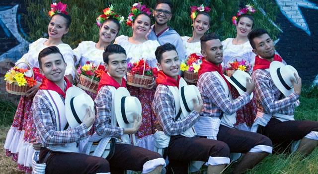 Soacha estará en Panamá en el Primer Festival de Danza Internacional