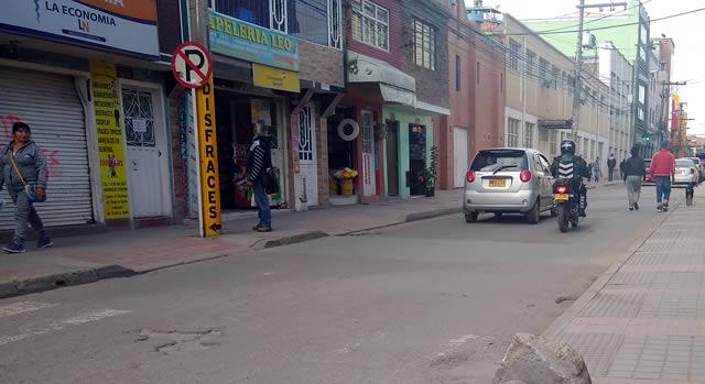 Hurtos y atracos en pleno centro de Soacha