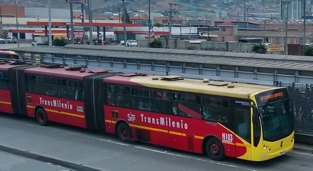 Transmilenio vuelve a la normalidad dominicial, varios servicios dejarán de funcionar en Soacha