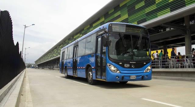 Colombia migra hacia el transporte público eléctrico