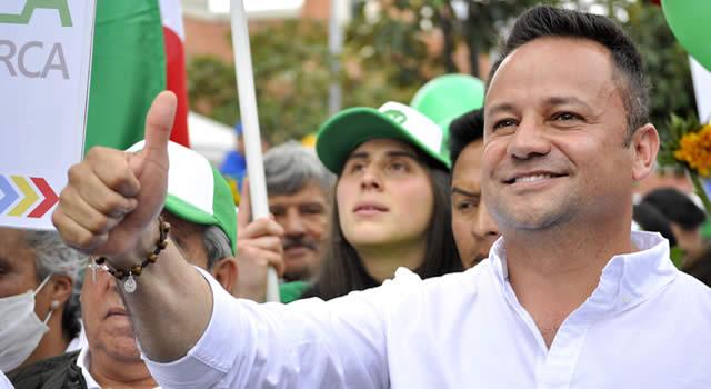 Wilson García oficializó su candidatura a la Alcaldía de Zipaquirá