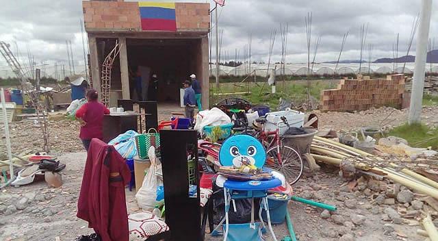 Drama en más de 50 familias de Funza Cundinamarca