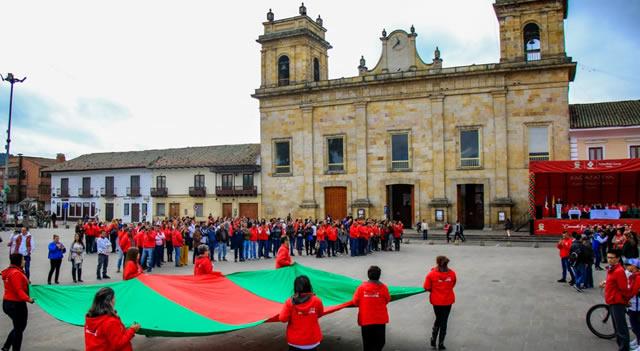 Facatativá celebró sus 419 años de fundación