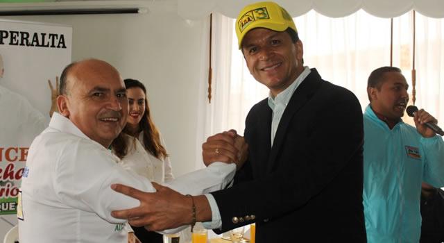 Arcenio Peralta, el economista que le apuesta a la transformación de Soacha