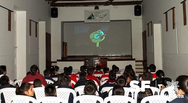 Exhibiciones gratuitas de Cine al Campo en Cundinamarca