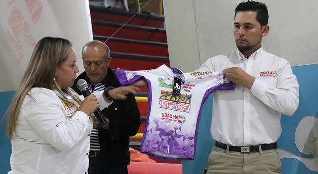 Ciclistas de Panamá, México y Venezuela harán parte de la XIV Clásica de Ciclismo Ciudad de Soacha 2019