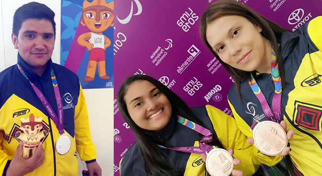 Judoca soachuno gana medalla de plata en ParaPanamericanos de Lima