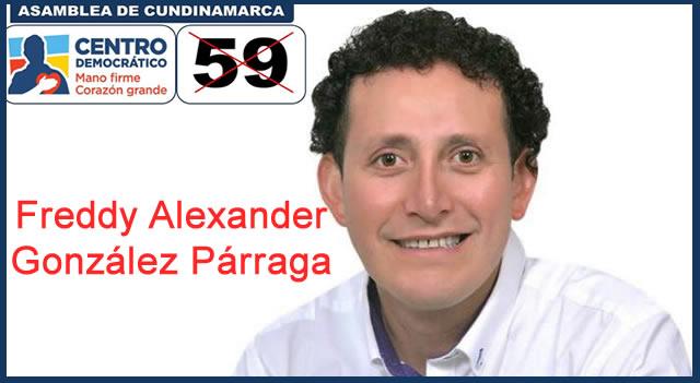 Freddy González explica por qué el cambio de Alcaldía a Asamblea