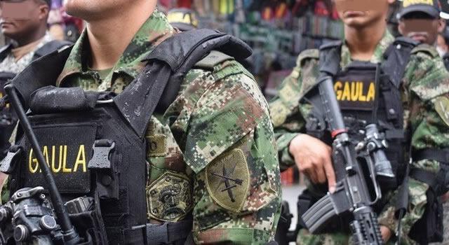 Sargento  del Gaula niega ser autor del secuestro de comerciante en Soacha