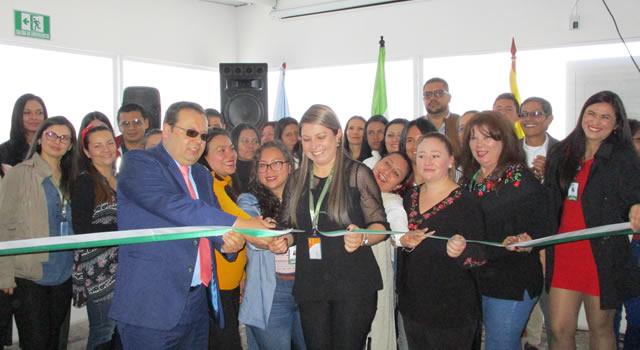 ICBF-Cundinamarca entregó  nuevo Centro Zonal Soacha