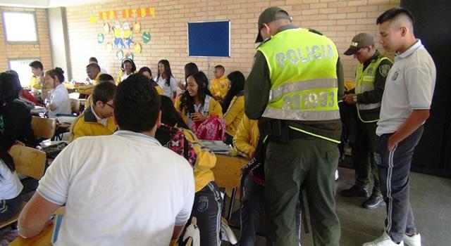 Autoridades de Soacha adelantan campañas para evitar tragedias