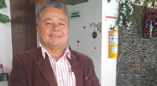El ingeniero que quiere llegar al Concejo de Soacha
