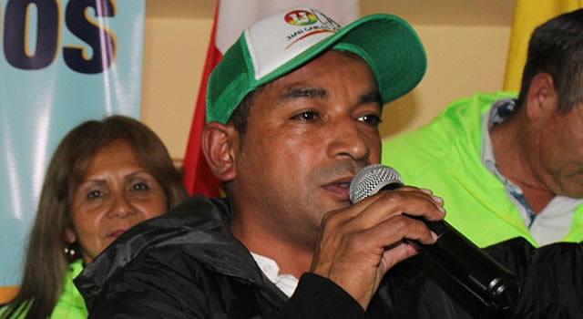 Juan Carlos Arias inauguró su sede política en Soacha