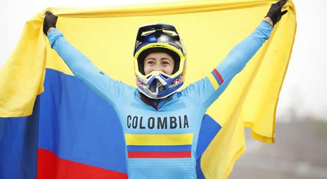Oro para Mariana Pajón en los Juegos Panamericanos