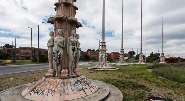 Bogotá estrena 118 nuevos monumentos patrimoniales