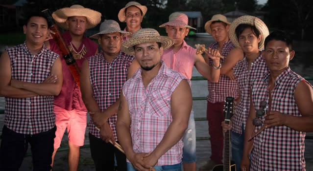 Grupo musical del Amazonas estará presente este domingo en Colombia al Parque