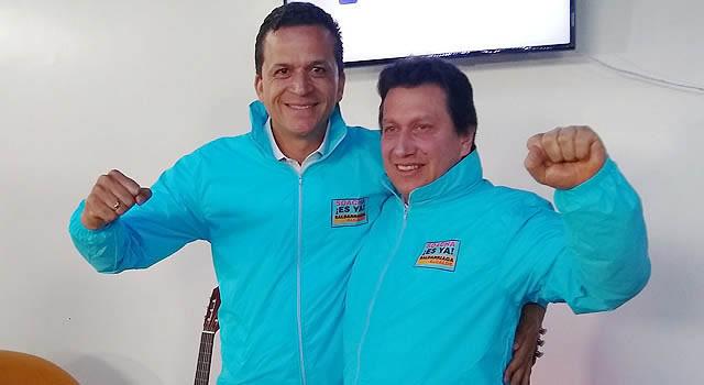 Médico Oswaldo Córdoba adhiere a la campaña de Juan Carlos Saldarriaga