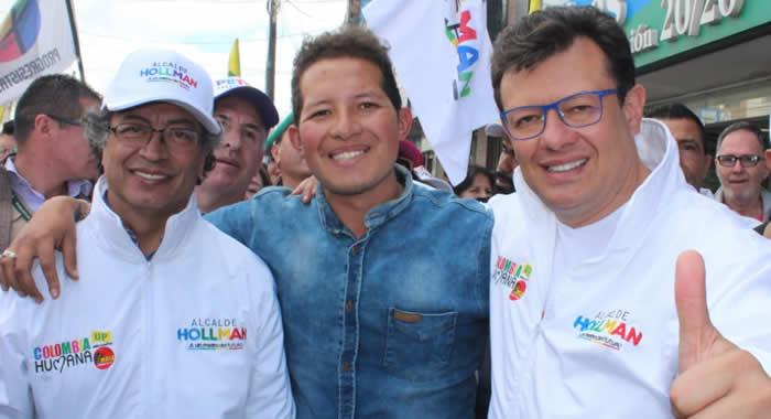 Camilo Nieves, la ficha de Petro en el concejo de Soacha