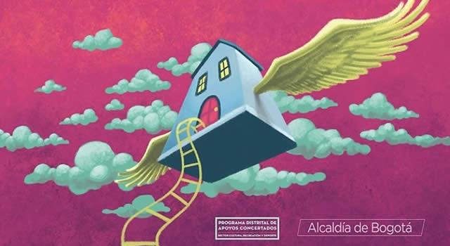 Becas culturales para prácticas artísticas en Bogotá