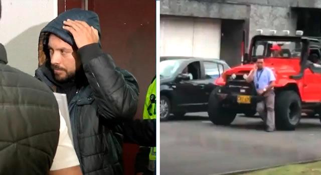En libertad hombre que arrolló a conductor del Sitp en Bogotá