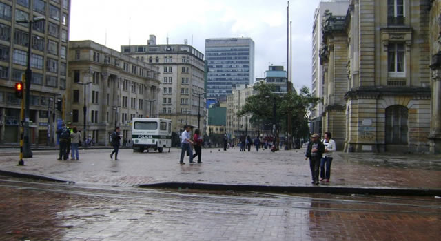Bogotá, entre las ciudades con peor calidad del aire en el mundo