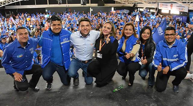 MIRA en Cundinamarca se adhiere a la campaña de Nicolás García