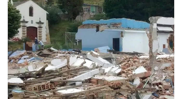 Juez ordena apropiar  recursos para construir megacolegio de El Charquito Soacha