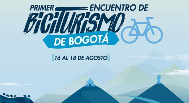 Encuentro internacional de biciturismo se realizará en Bogotá