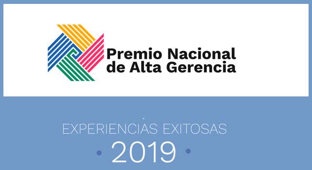 Vence plazo para postular mejores experiencias de gestión al Premio Nacional de Alta Gerencia