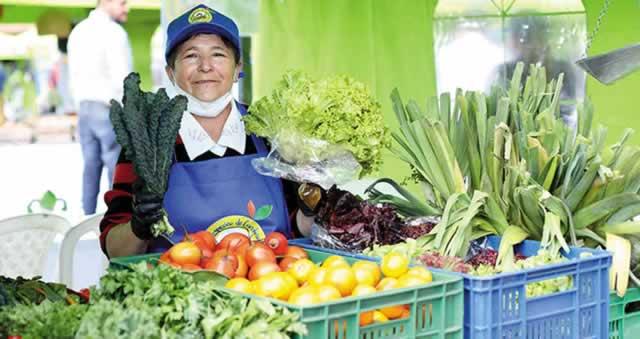 Abierta convocatoria  2021 para participar en mercados campesinos de Bogotá