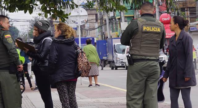 Alcaldía  de Bogotá anuncia medidas por paro armado del ELN