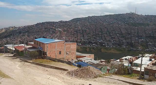 Joven mujer de Soacha se suicida  tomando veneno